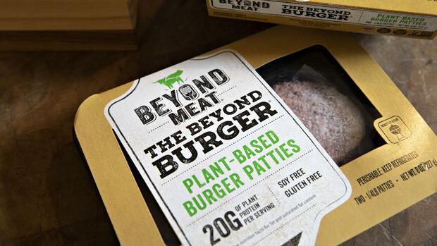 Lebensmittel - Fleischersatz-Hersteller Beyond Meat nimmt bei Börsengang 241 Millionen Dollar ein