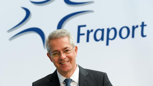 Fraport Verlängert Vertrag Mit Konzernchef Stefan Schulte