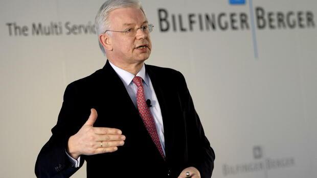 Roland koch bilfinger muss au erhalb von europa wachsen for Koch politiker