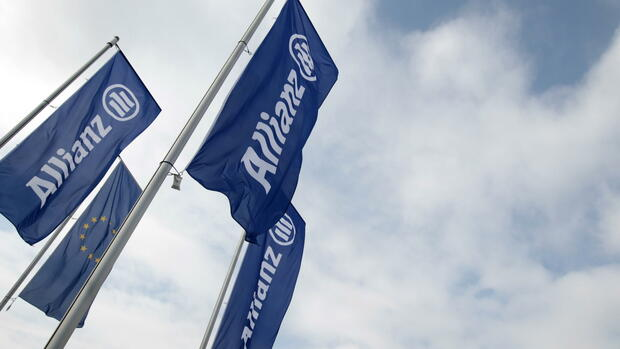 Allianz Quelle: dapd
