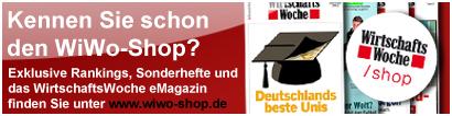 WirtschaftsWoche Shop