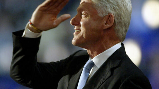 Bill Clinton Quelle: REUTERS
