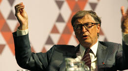 Welt-Aids-Konferenz in Durban: Bill Gates lobt deutsche Aids-Politik