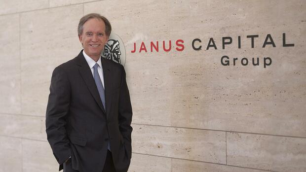Gross betreut bei der Janus Capital Group den Global Unconstrained Bond Fund, der ein Volumen von 1,5 Milliarden US-Dollar umfasst. Quelle: Reuters