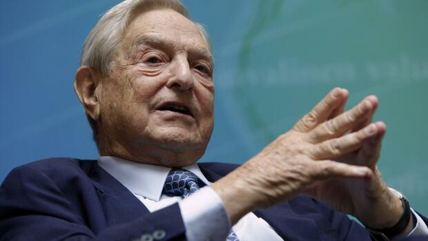 George Soros Quelle: REUTERS