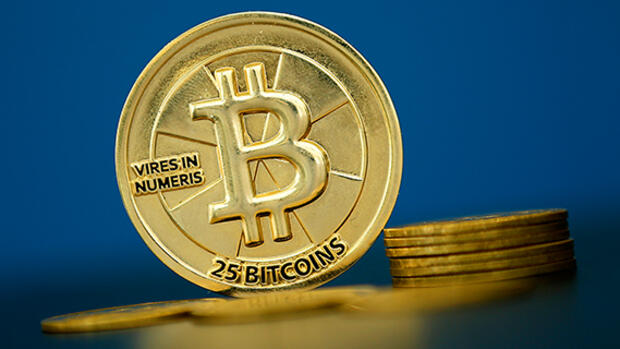 Bitcoins Quelle: REUTERS