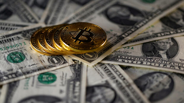 Bitcoin Quelle: REUTERS