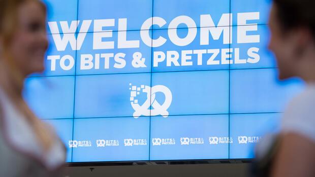 Bits & Pretzels: Große Konzerne beim Start-up-Festival