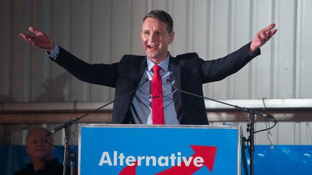 Wo die SPD mal stark war, ist es jetzt die AfD