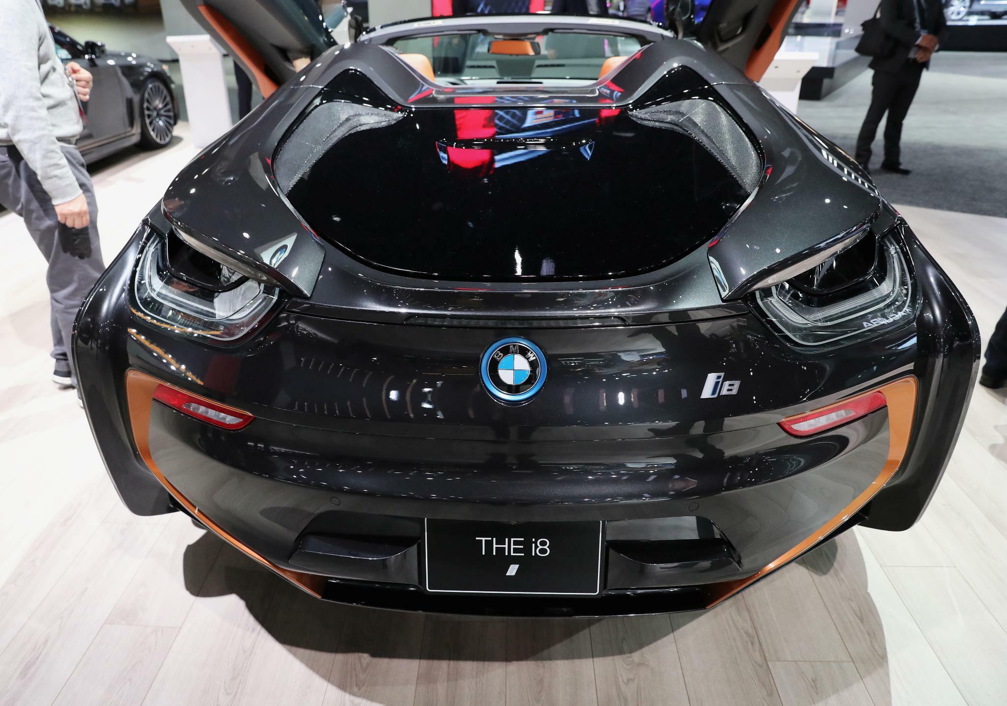 Samsung und CATL: BMW erweitert milliardenschwere Batteriezellen-Aufträge