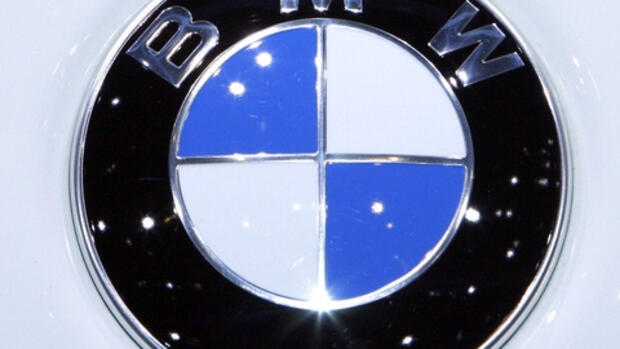 BMW Logo Quelle: REUTERS