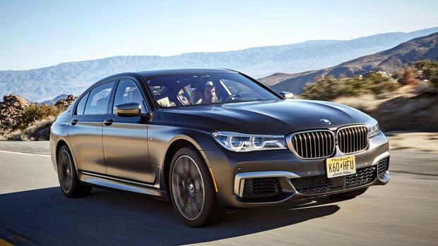 BMW M 760 Li xDrive Quelle: BMW