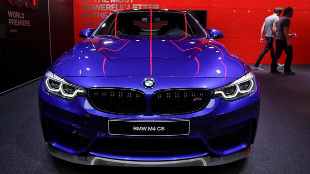 BMW überrascht im ersten Quartal mit Gewinnsprung