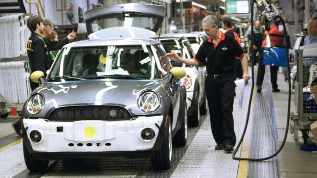 Erster Elektro-Mini kommt 2019 — BMW