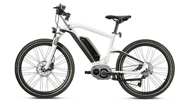 BMW E-Bike Quelle: BMW