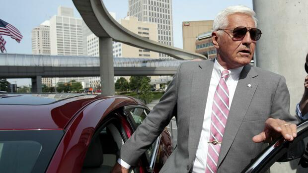 Bob Lutz Quelle: REUTERS