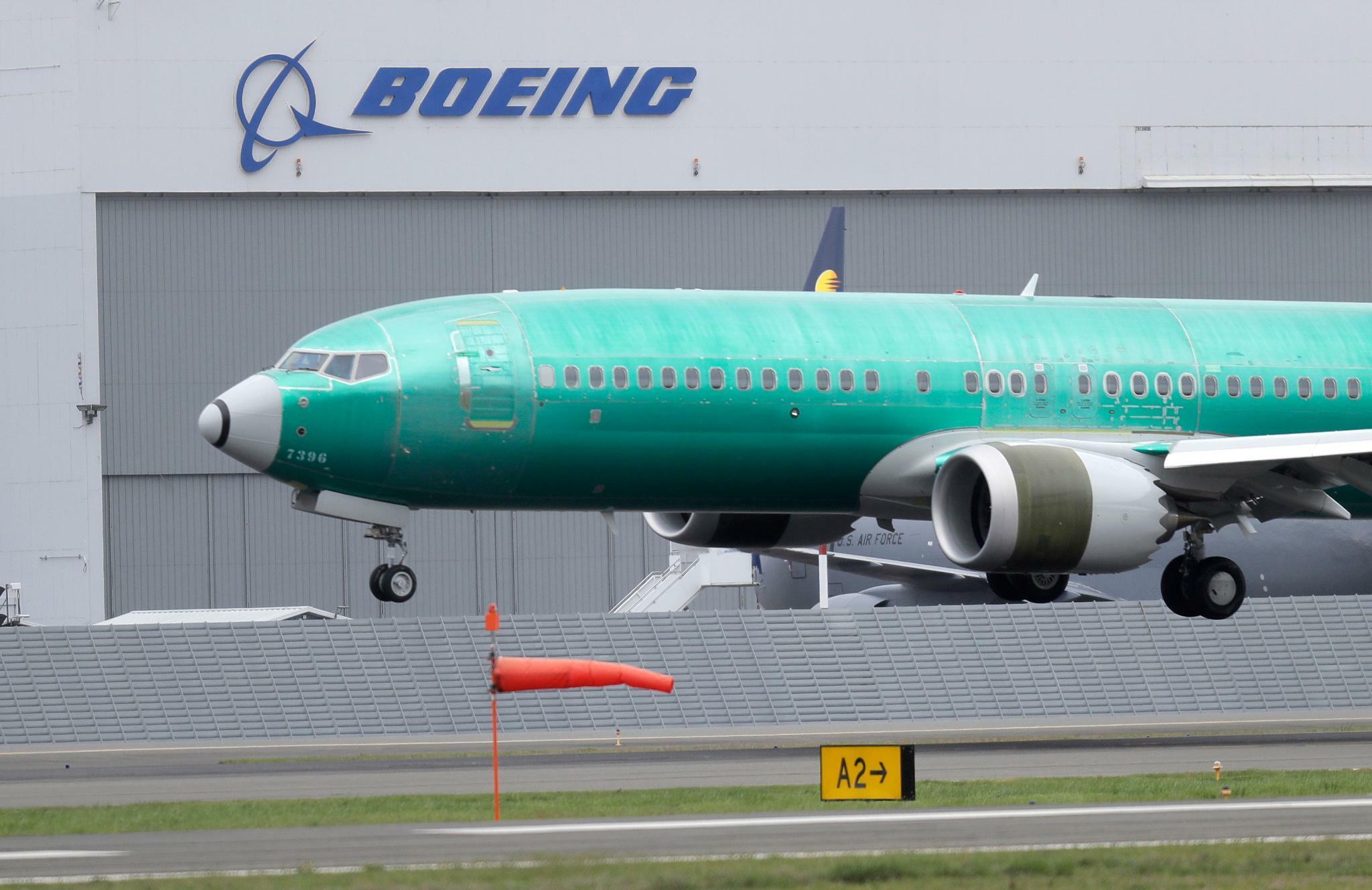 Boeing startet Entschädigungsprogramm nach 737-Max-Abstürzen