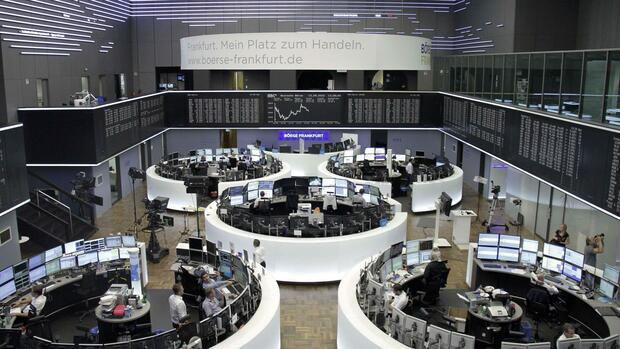 Börse Frankfurt Bayer