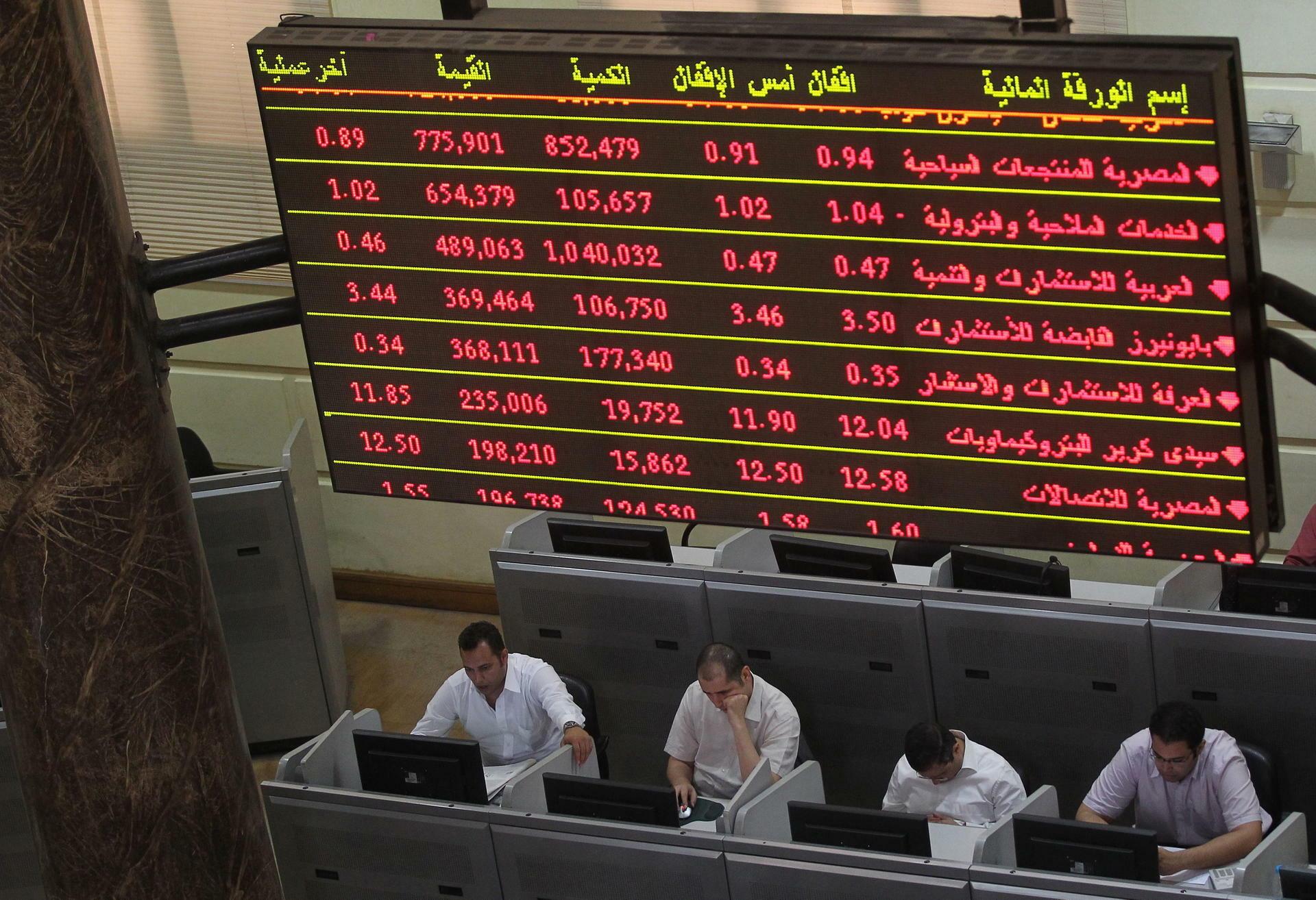 Ägypten: Börse in Kairo knackt weiter Rekorde
