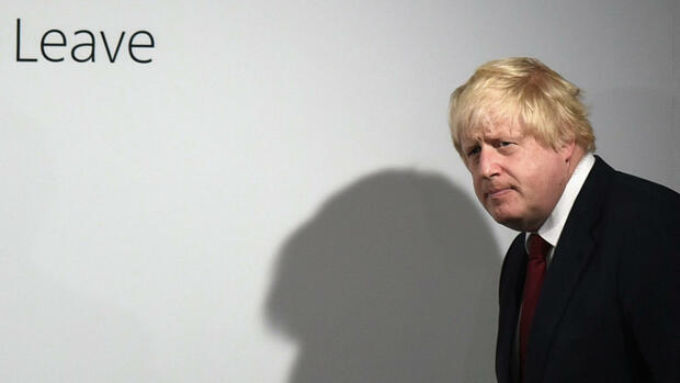 Boris Johnson Quelle: dpa
