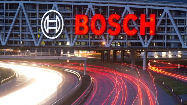Bosch soll am Auto-Kartell beteiligt sein Quelle: dpa