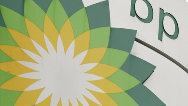 BP-Logo Quelle: REUTERS