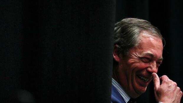 Brexit-Partei von Farage siegt klar bei Europawahl