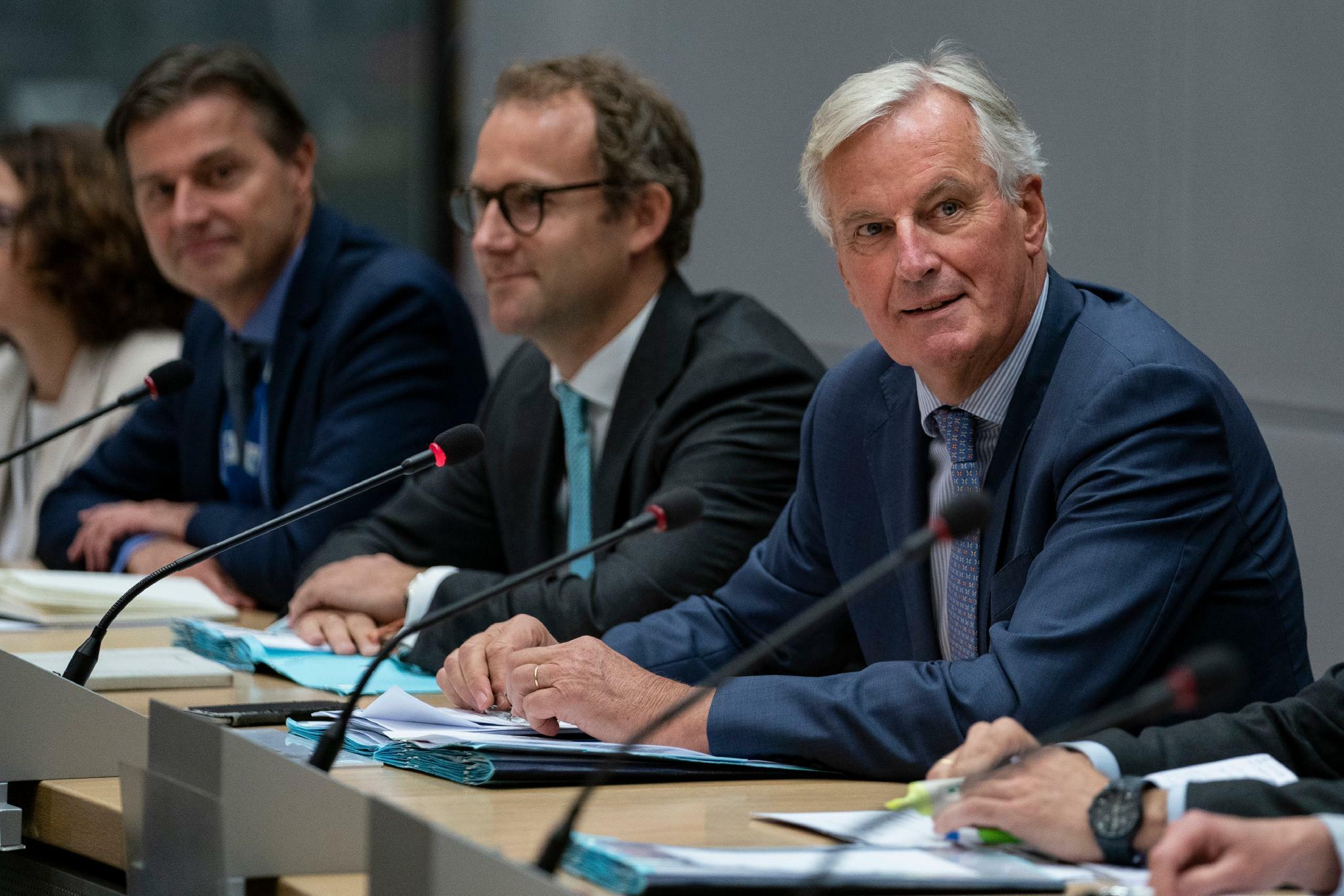 Verhandlungen in Brüssel: Hoffnung im Brexit-Streit – aber noch keine Fortschritte