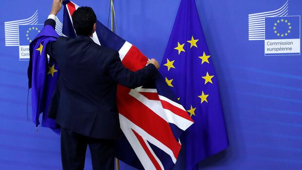 London schlägt für Zeit nach EU-Austritt temporäre Zollunion vor