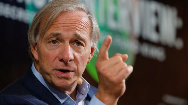 Ray Dalio Quelle: REUTERS