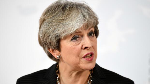Brexit: May will zweijährige Übergangsphase
