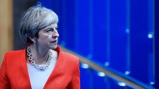 Tories Parteitag: Machtkampf zwischen May und Johnson