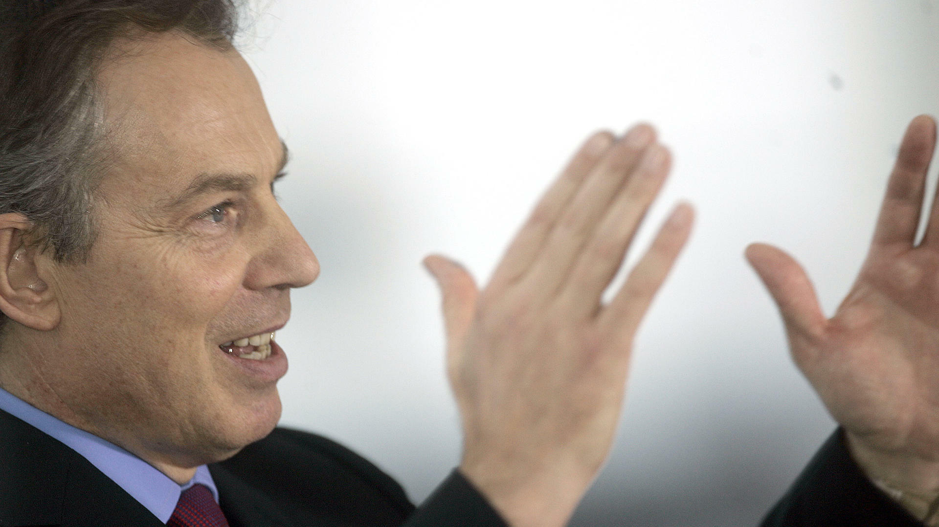 Premier Tony Blair Quelle: AP