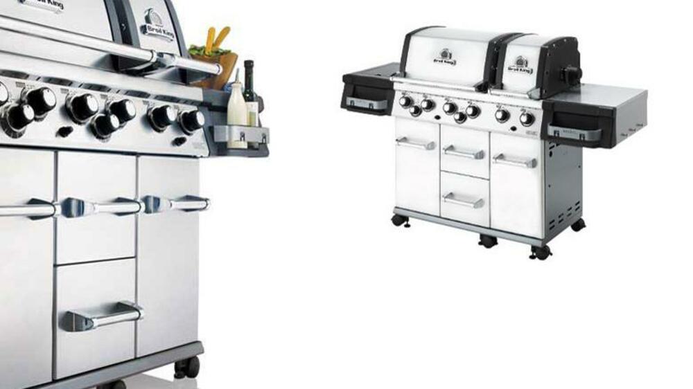 luxusbarbecue die luxuri sesten grills. Black Bedroom Furniture Sets. Home Design Ideas