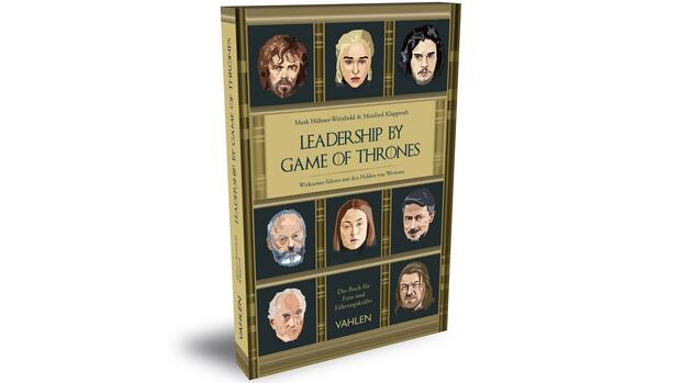 Cover des Buches Leadership by Game of Thrones Quelle: PR