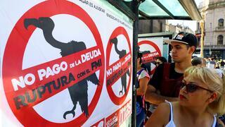 Staatsschulden: IWF empfiehlt Argentinien einen Schuldenschnitt