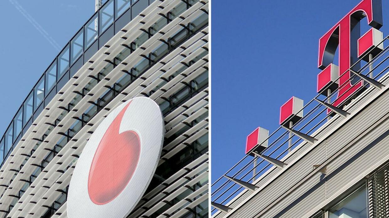 BrandIndex: Telekom und Vodafone jetzt gleich auf?