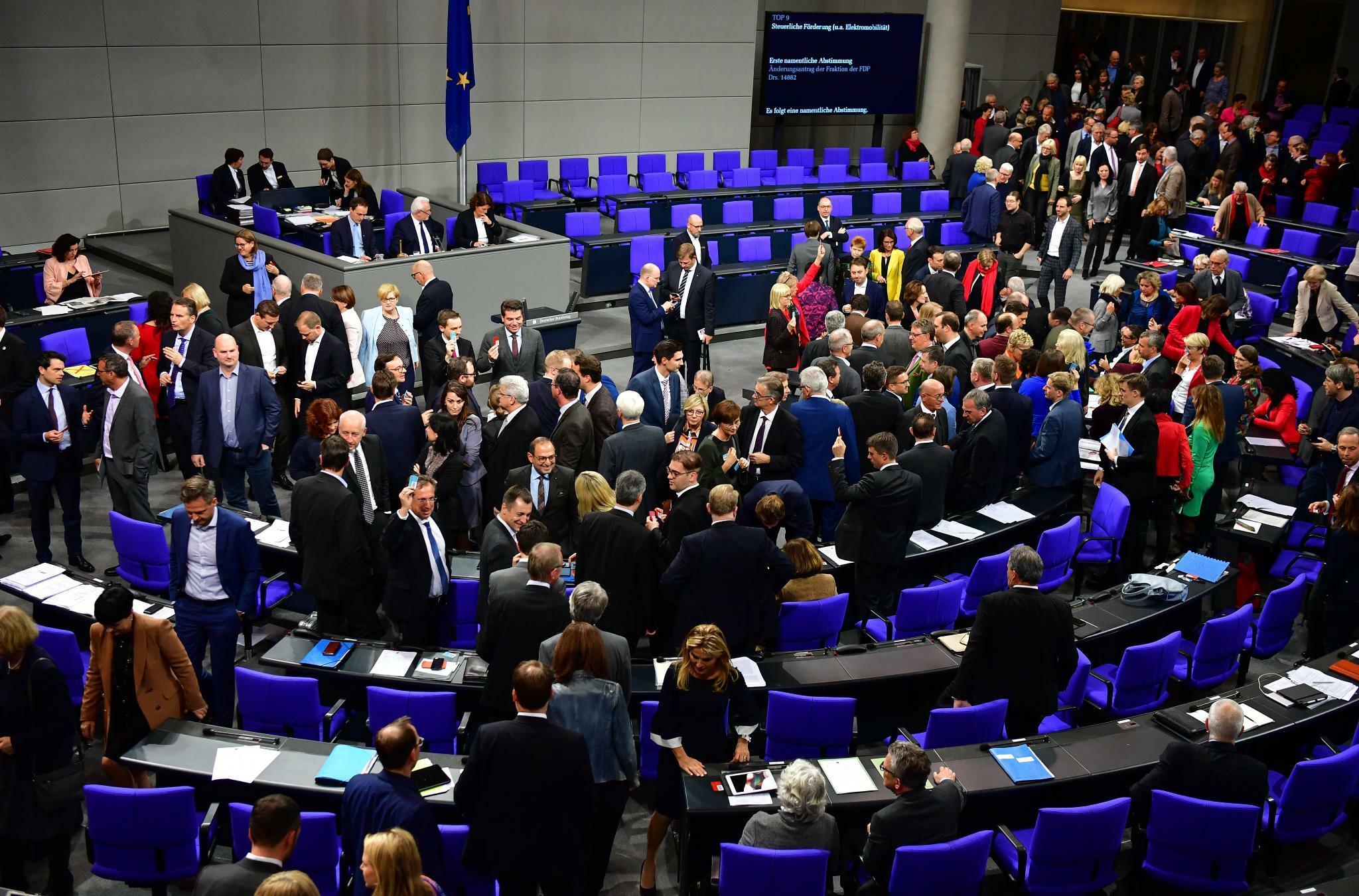 Bundestag: FDP-Fraktionsvize: Geheime Abstimmungen zu Sachfragen ermöglichen