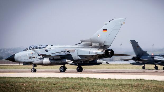 Deutsche Tornados offenbar nicht Nato-tauglich