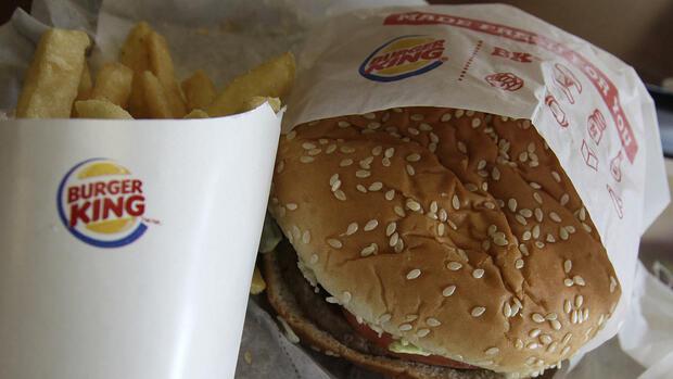 Gerichtsvollzieher kommt zu Burger King