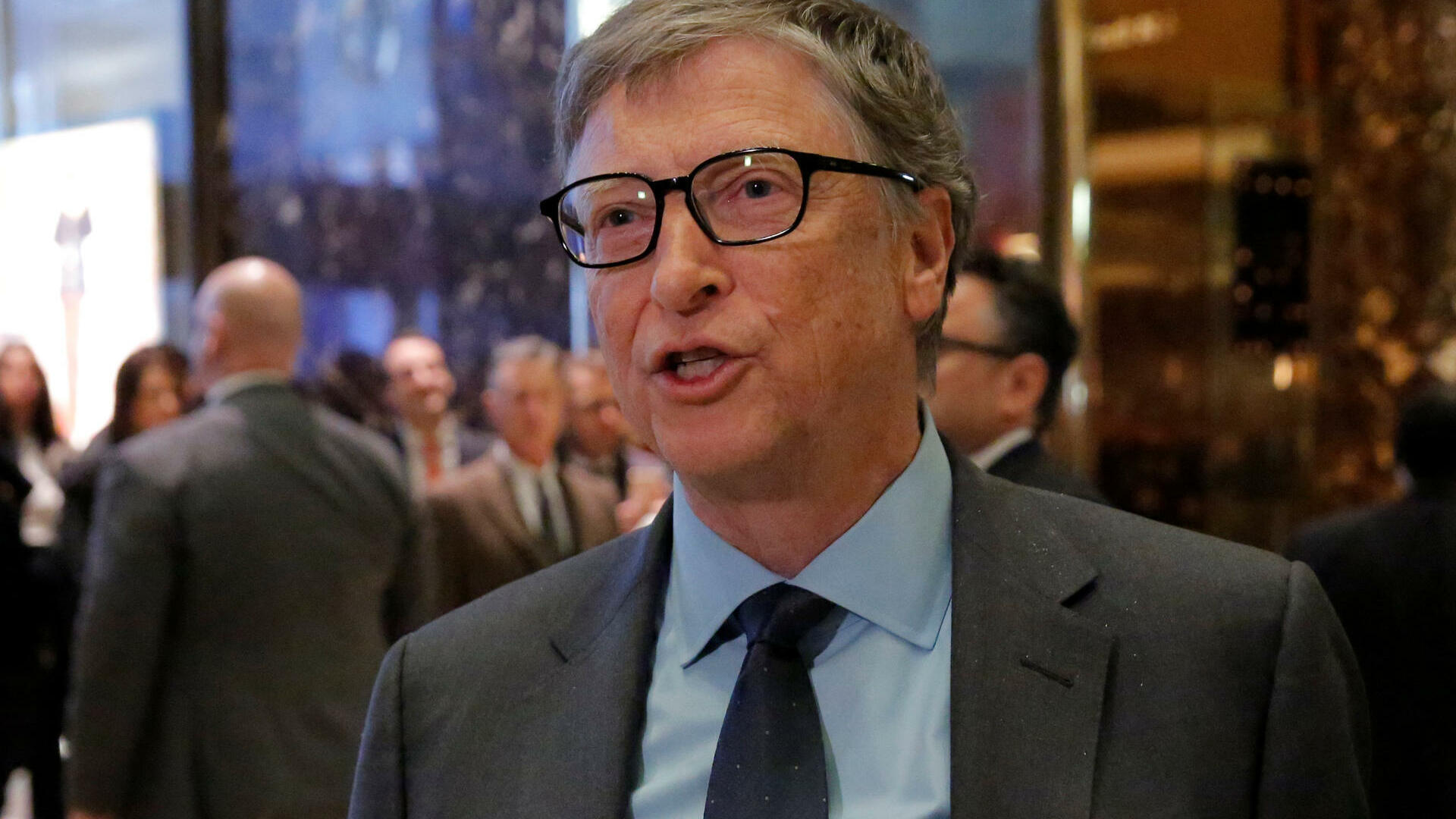 Bill Gates Quelle: REUTERS