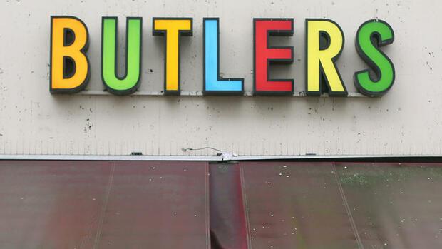 Butlers schließt Filialen in Ulm und Memmingen