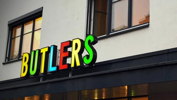 Einzelhandel handelskette butlers stellt insolvenzantrag for Butlers gmbh co kg