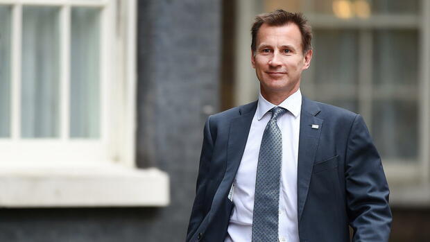 Jeremy Hunt Quelle: dpa