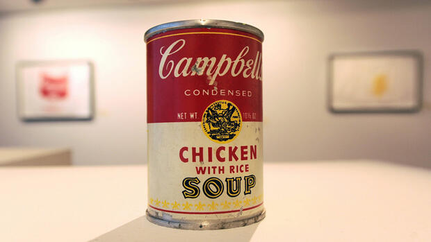 Campbell Soup Quelle: dpa