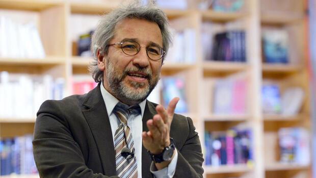 """""""Prix Europa"""": Can Dündar ist """"Europäischer Journalist des Jahres"""""""