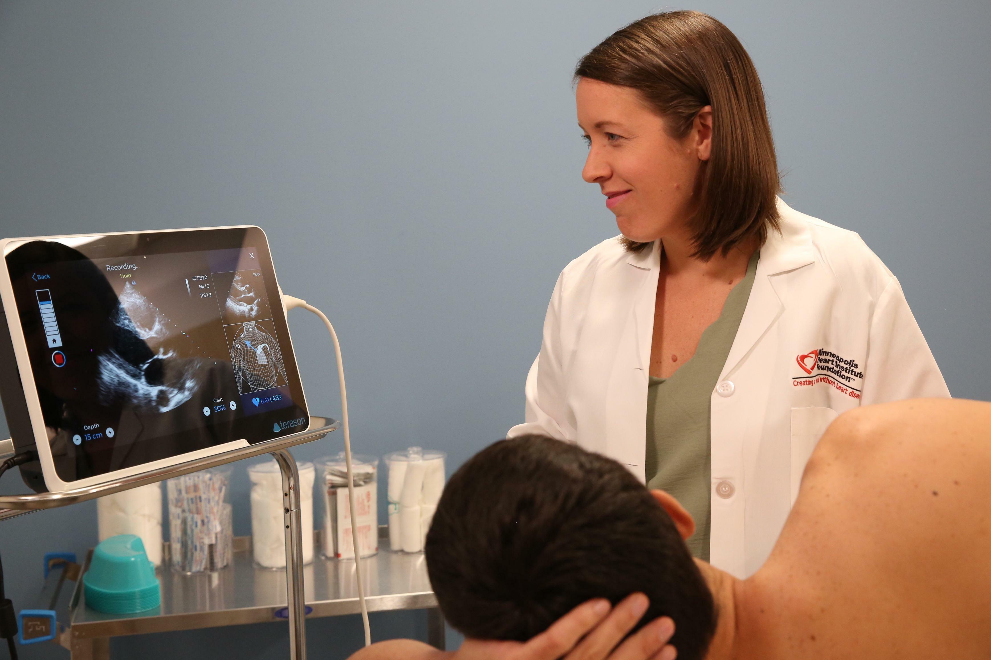 Medizin: Wenn KI beim Herz-Ultraschall hilft