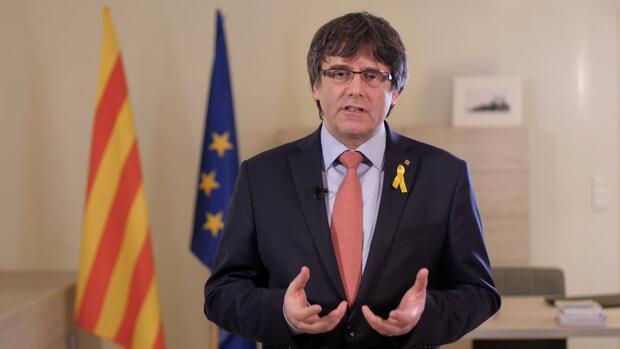Seit der Festnahme in Schleswig Holstein ist Puigdemont aufgrund eines Europäischen Haftbefehls in der Justizvollzugsanstalt in Neumünster untergebracht. Quelle Reuters