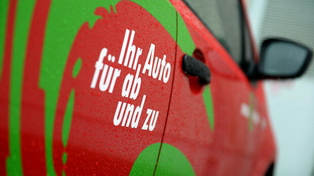 Carsharing Quelle: dpa