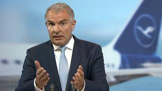 Hauptversammlung: Trotz Rekordverlust: Lufthansa-Chef Spohr gibt sich zuversichtlich